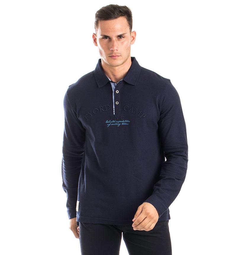 Comprar Fyord Polo Navy Maw