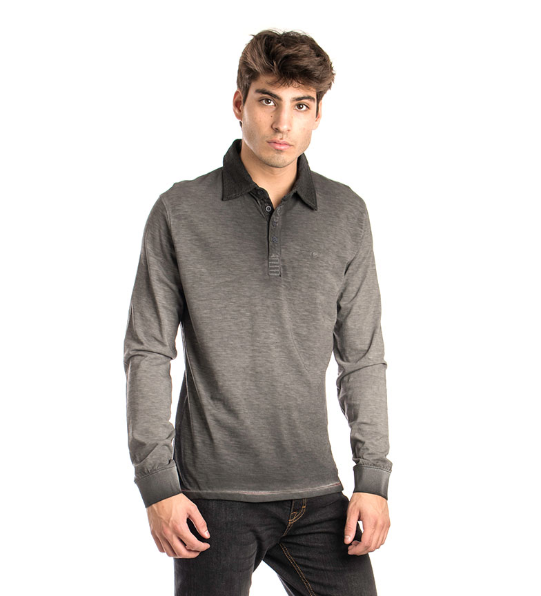 Comprar Fyord Polo Song gris