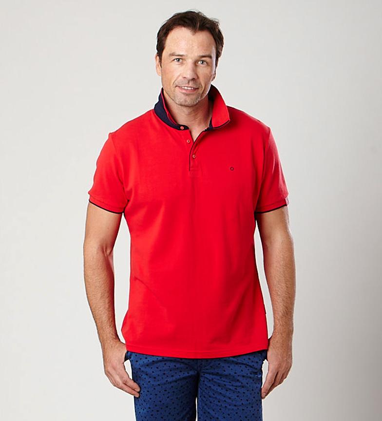 Comprar Fyord Polo Shon rojo