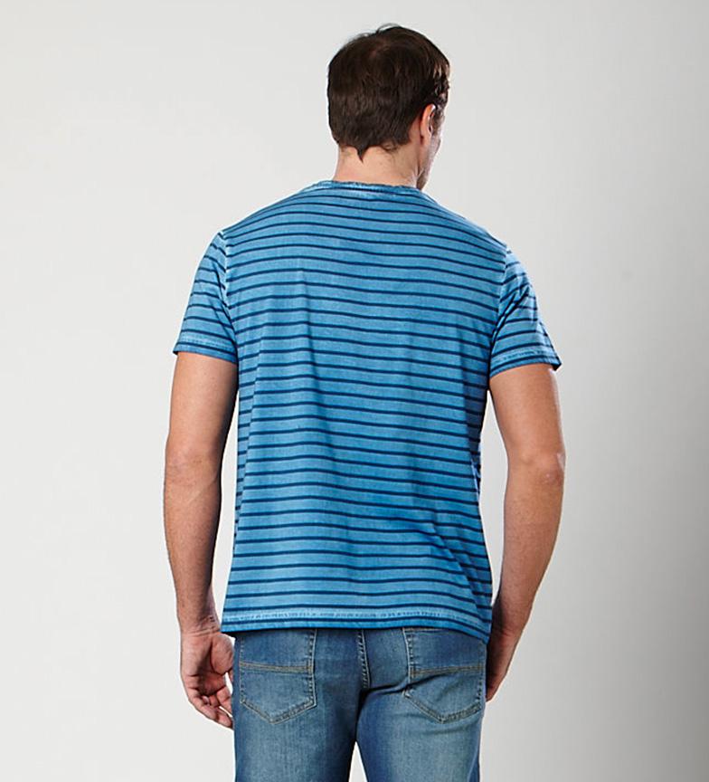 rabatt veldig billig Fyord Shirt Skiri Blå Kadett priser billig pris frakt rabatt autentisk oNEAlI