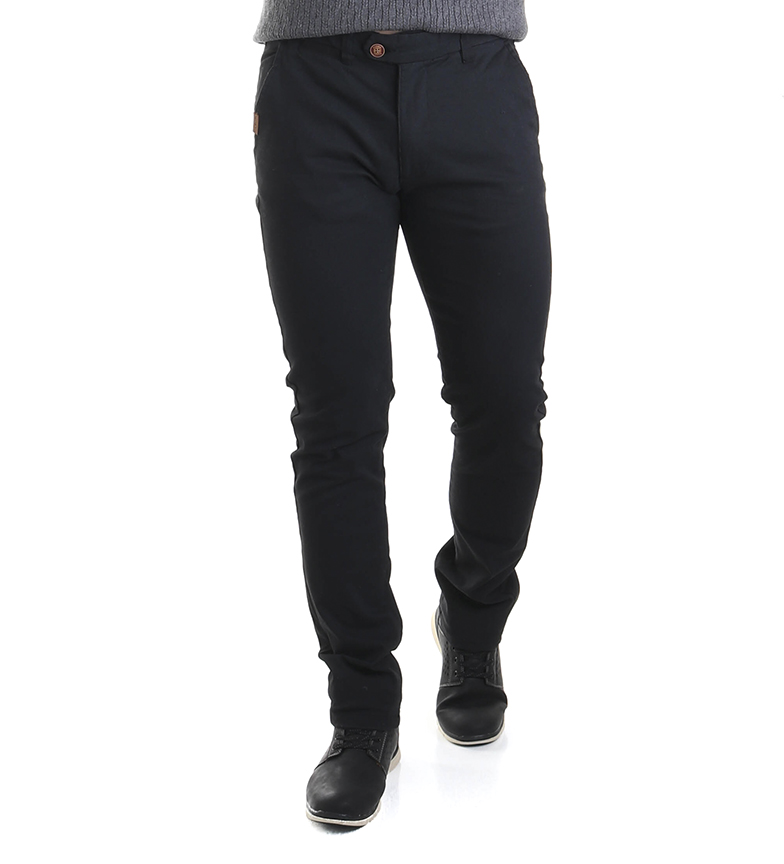 Comprar Fyord Pantaloni neri Troque