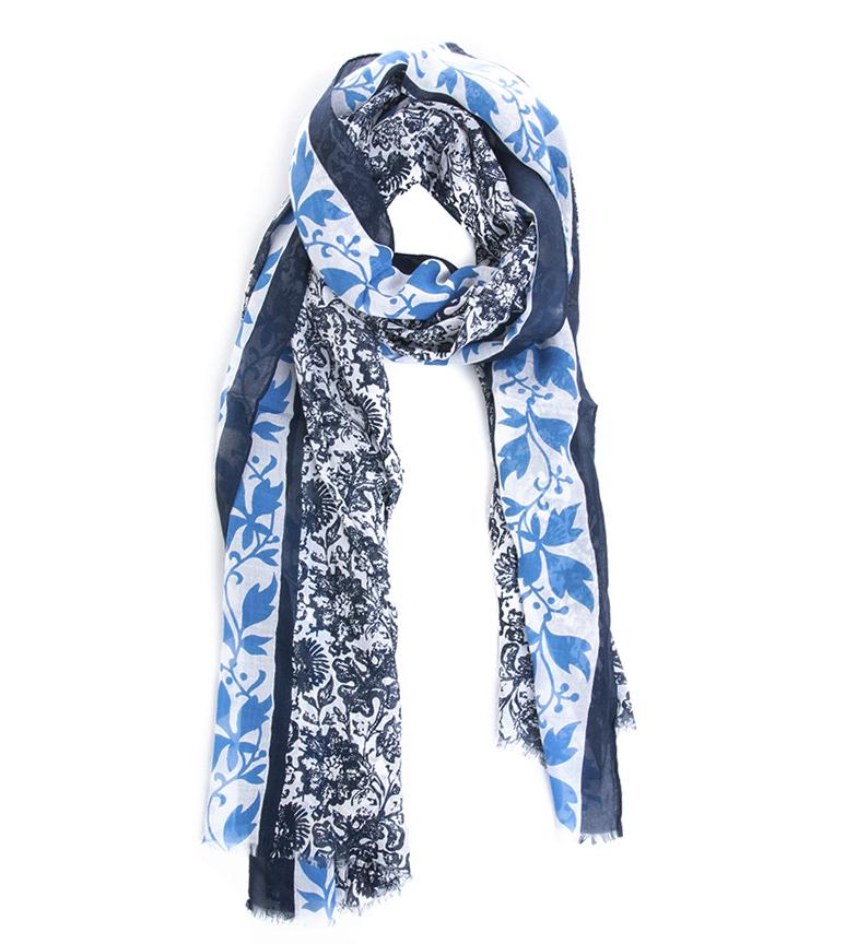Comprar Fyord Zelândia Foulard azul / 75x210cm
