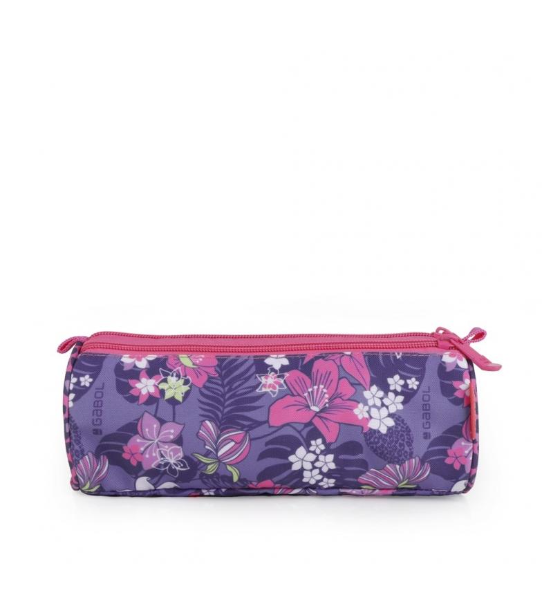 Comprar Gabol Triple Jasmine lilac case -22x7x7cm