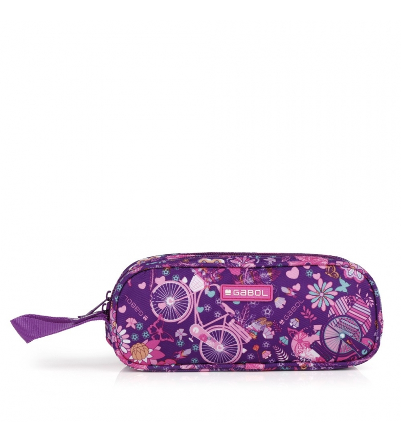 Comprar Gabol Double April purple box -24x9x7cm