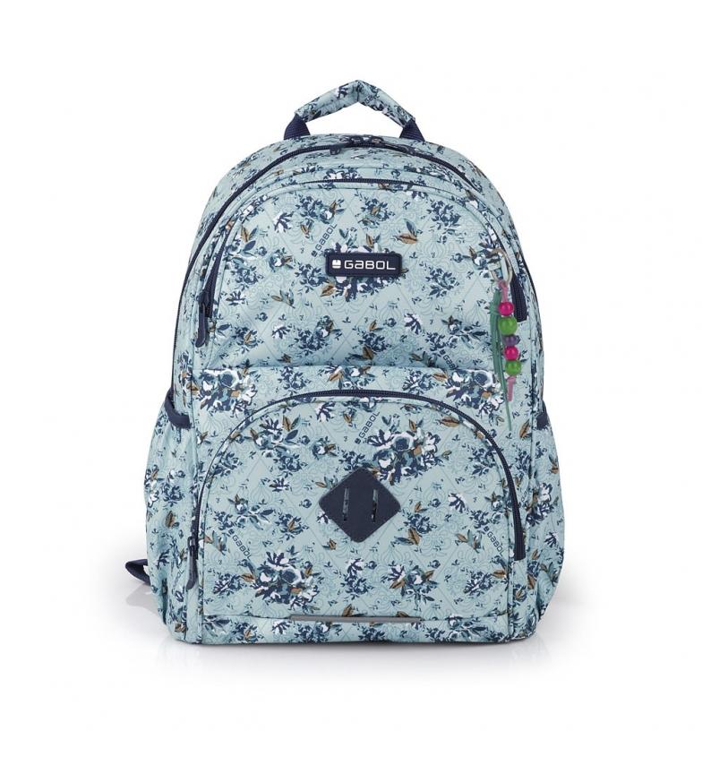 Comprar Gabol Grand sac à dos Betsy bleu -31x41x15cm