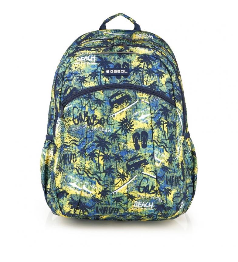 Comprar Gabol Large Shark backpack green -34x46x20cm