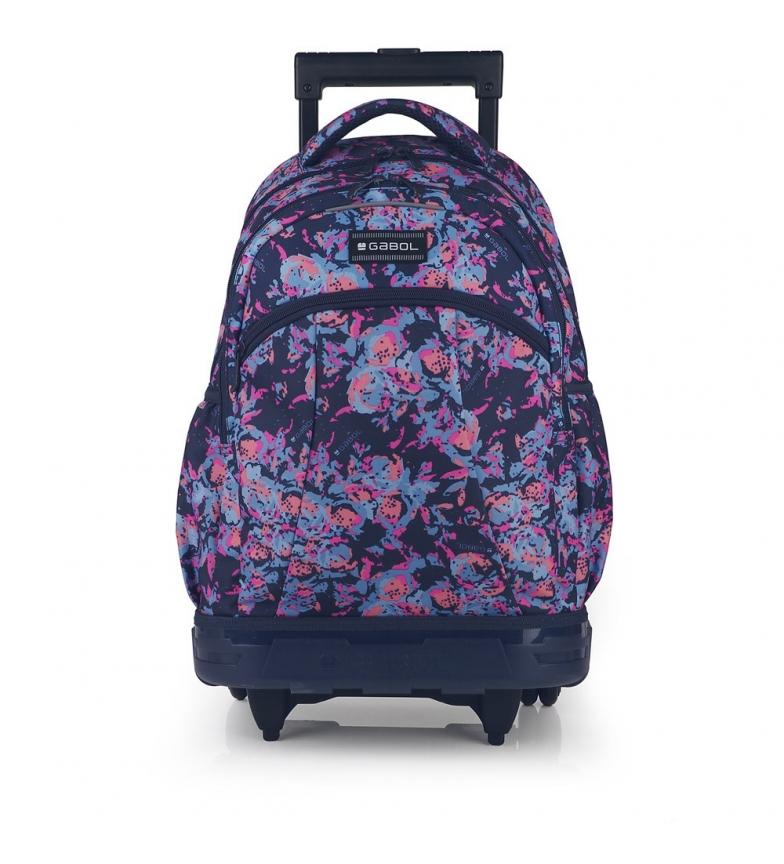 Comprar Gabol Sac à dos trolley WR Lia violet -34x46x20cm