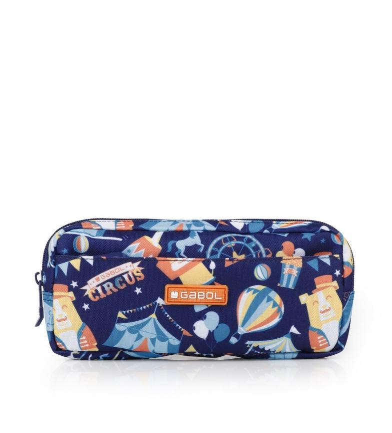 Comprar Gabol Circus blue case -22x10x4cm