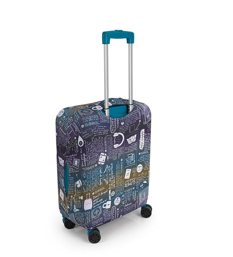 Comprar Gabol Funda trolley mediana M multicolor -63.5x68x0.5cm-