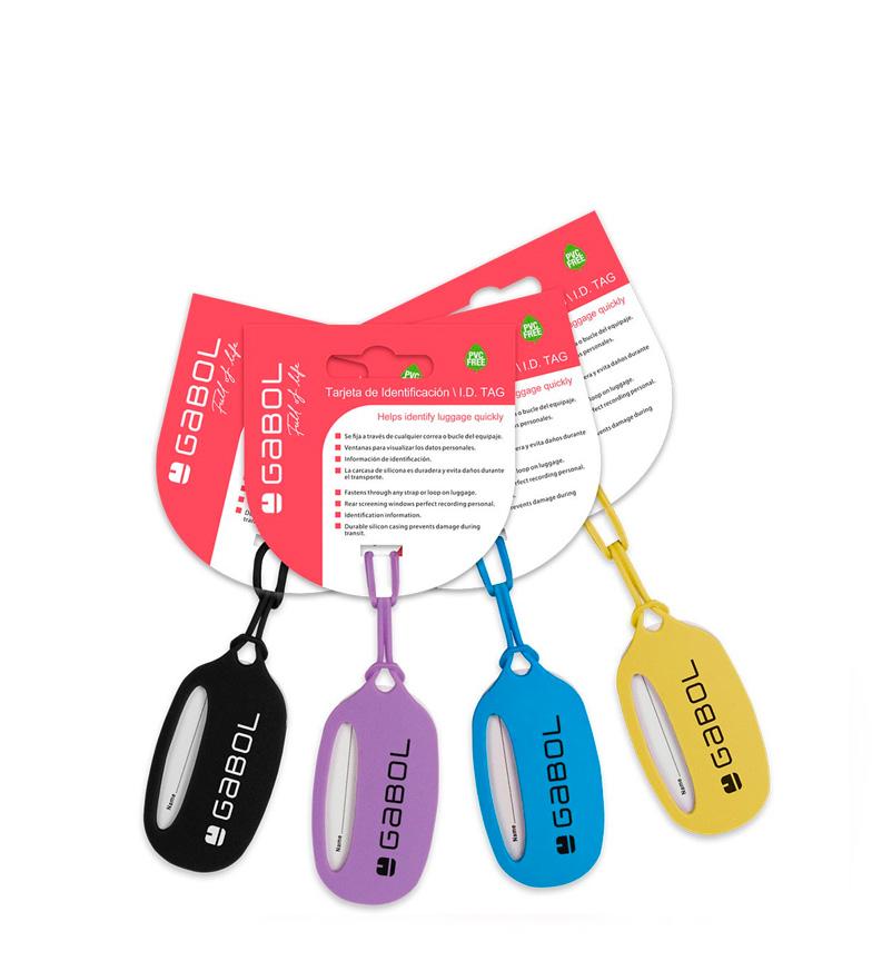 Comprar Gabol Titolare della carta di viaggio accessori fucsia