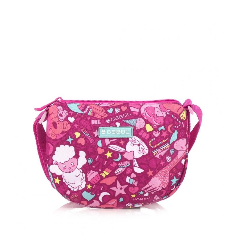 Comprar Gabol Toy shoulder strap pink -19x15x4cm