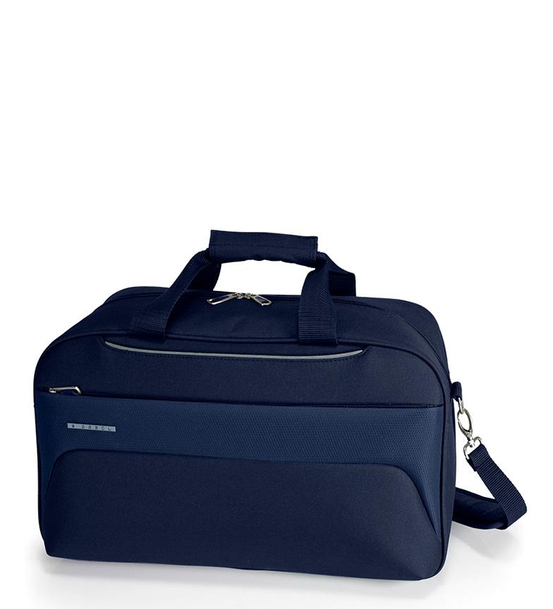 Comprar Gabol Travel bag Zambia blue -49x28x23cm-