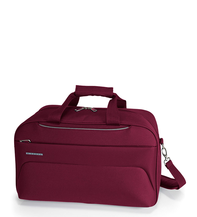 Comprar Gabol Travel bag Zambia burgundy -49x28x23cm-