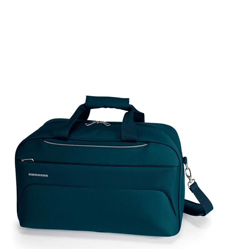 Comprar Gabol Travel bag Zambia green -49x28x23cm-