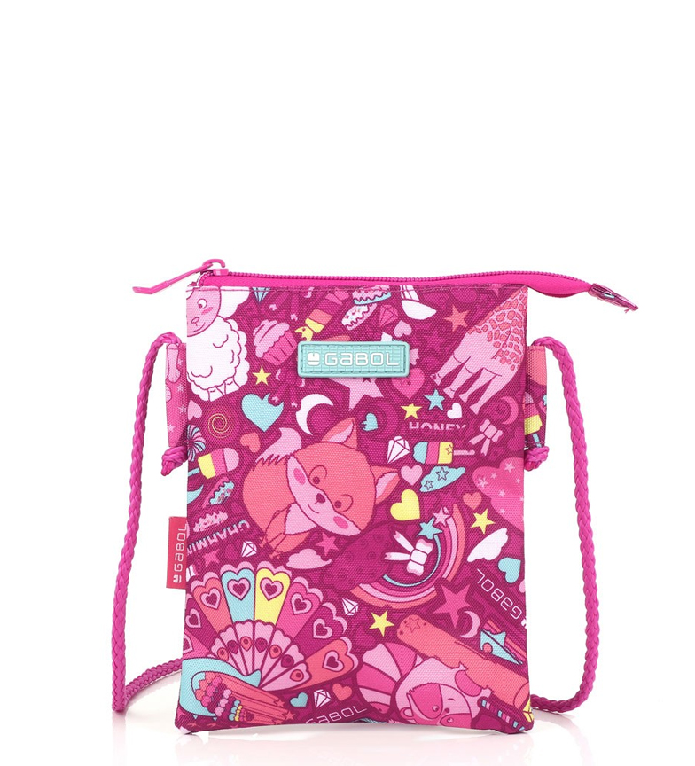 Comprar Gabol Toy shoulder bag pink -15x19x0.5cm