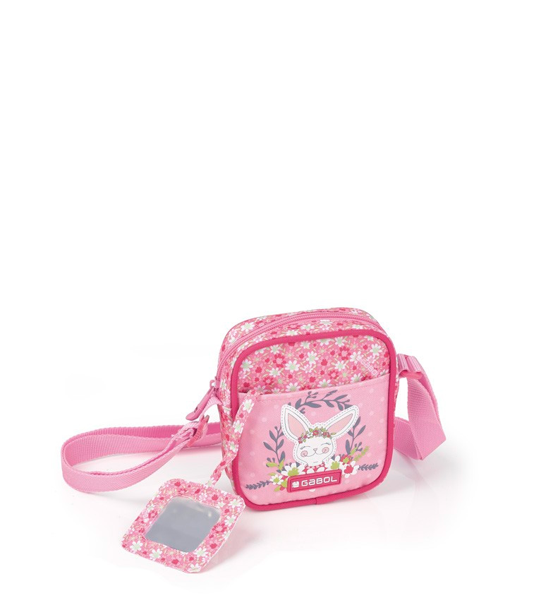 Comprar Gabol Bolso Bunny rosa -12.5x14x4cm-