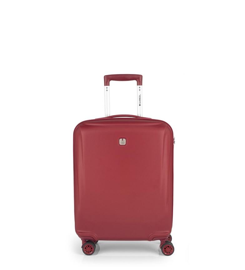 Comprar Gabol Trolley cabina Vermont rosso -40x55x20cm-