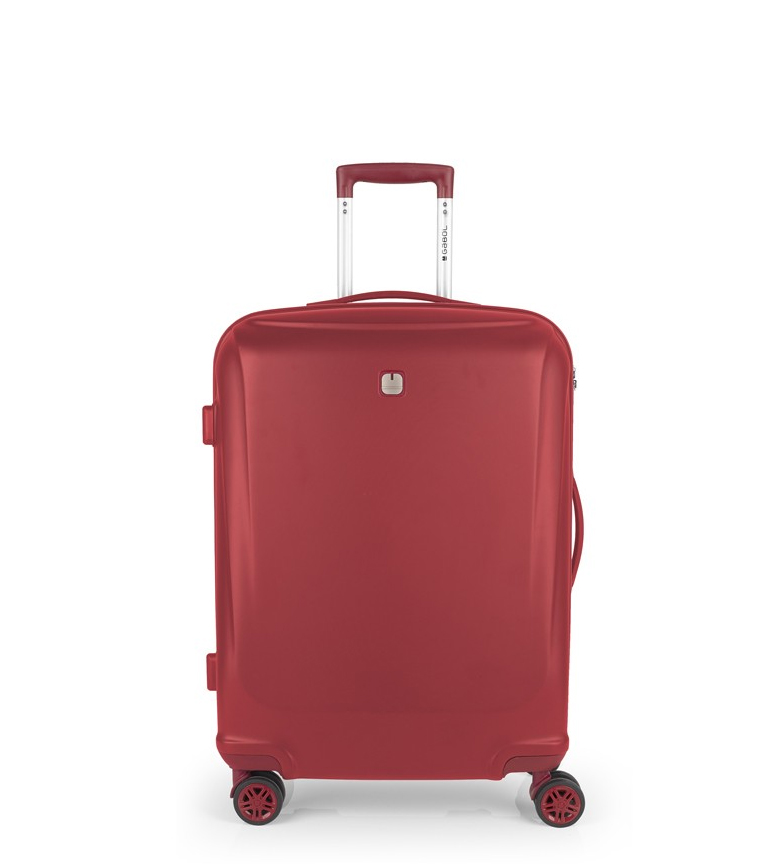Comprar Gabol Medium trolley Vermont red -48x68x25cm