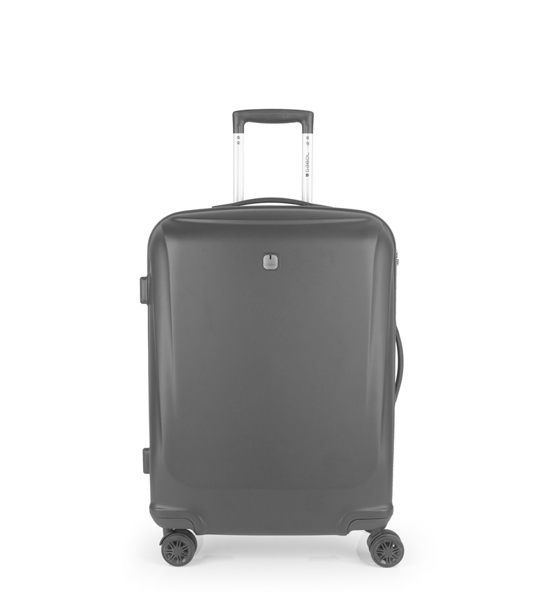 Comprar Gabol Medium trolley Vermont grey -48x68x25cm