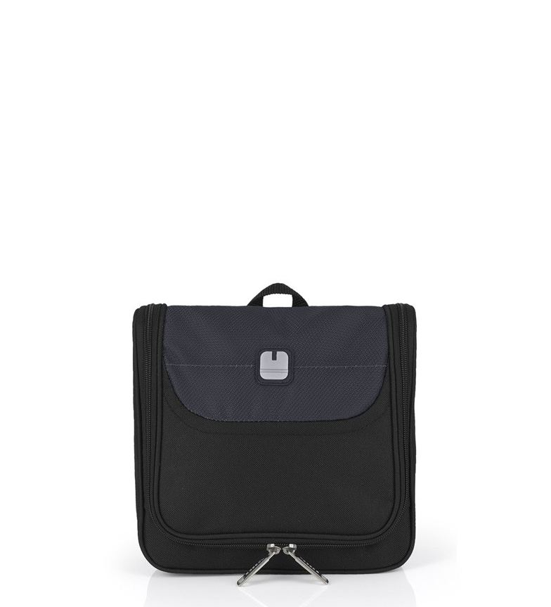 Gabol Cosmetic bag Nordic black -23x21x8cm