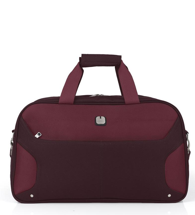 Comprar Gabol Nordic Bordeaux travel bag -48x28x22cm
