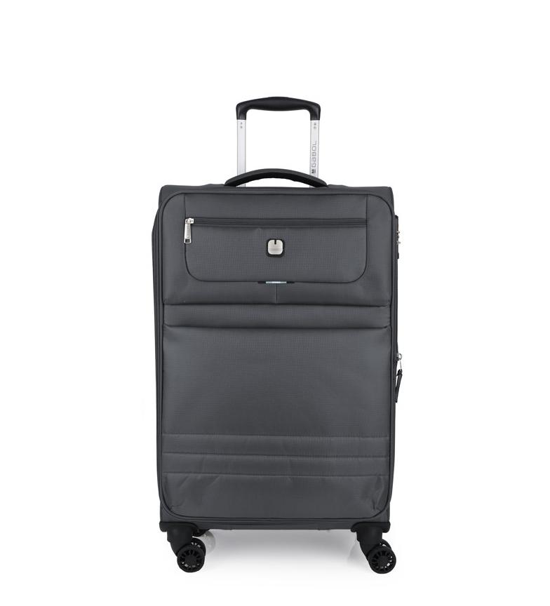 Comprar Gabol Carrello grigio Aruba medio -42x68x29cm-
