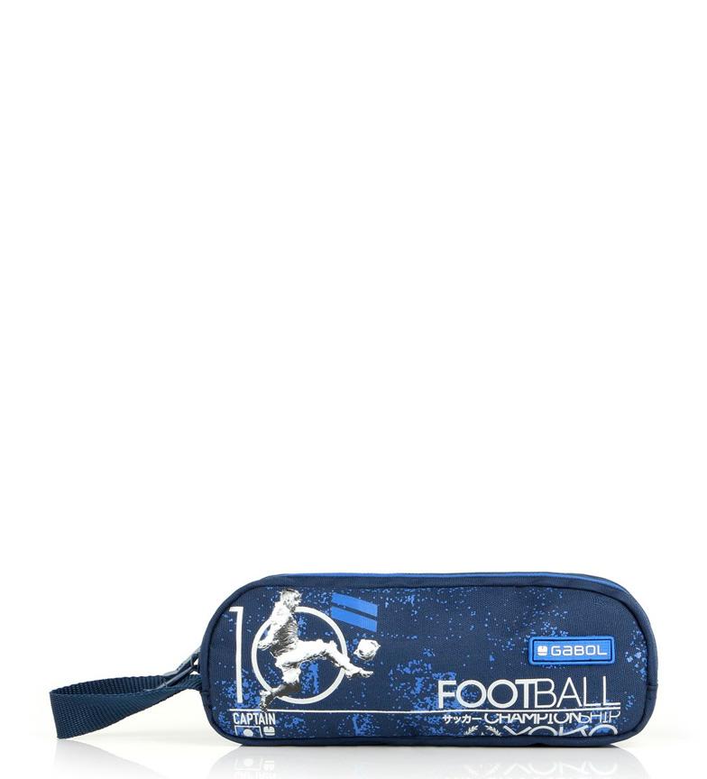 Comprar Gabol Portatodo Team azul -23.5x9x7cm-