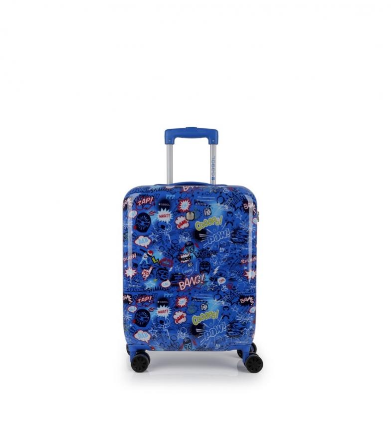 Comprar Gabol Blue Bang cabin trolley -40x55x20cm