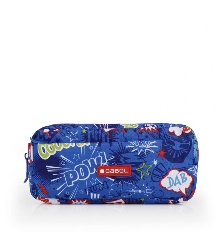 Comprar Gabol Custodia Blue Bang -22x10x4cm-