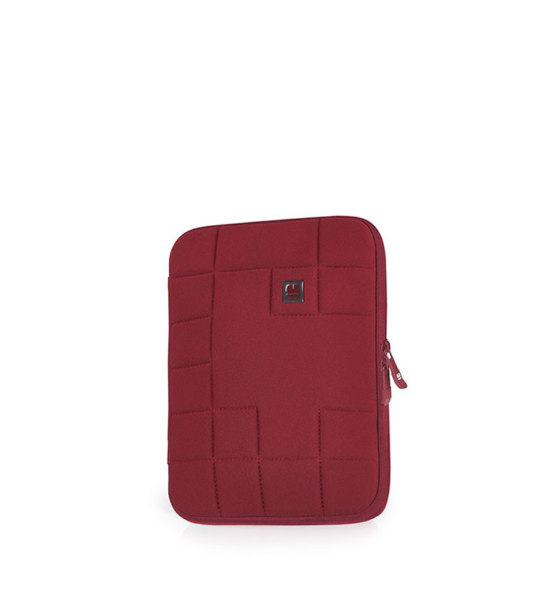 Comprar Gabol Funda Ipad Bulk rojo -19x27x2cm-