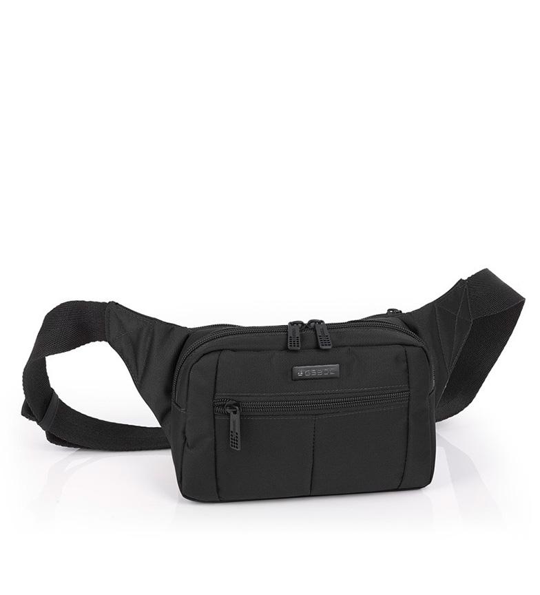 Comprar Gabol Fanny Pack Gear black -31x13x4cm-