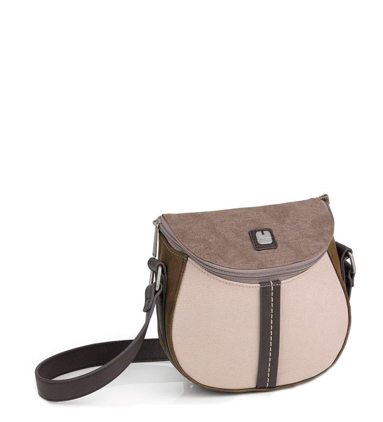 Comprar Gabol Bolso Dolce marrón -19x18x7cm-