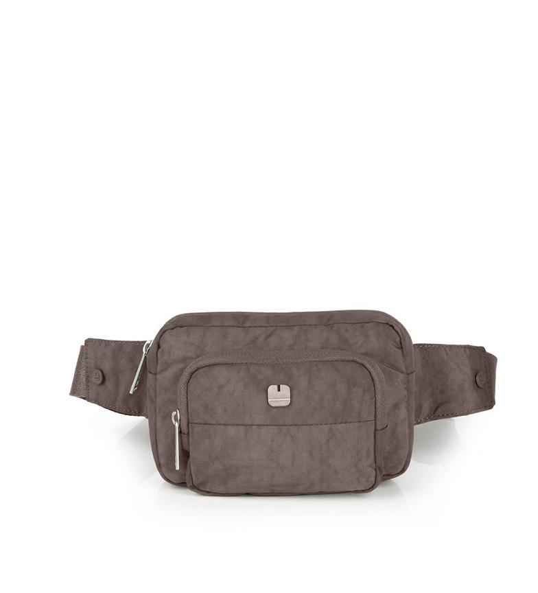 Comprar Gabol Beige West waist bag -18x12x4cm-