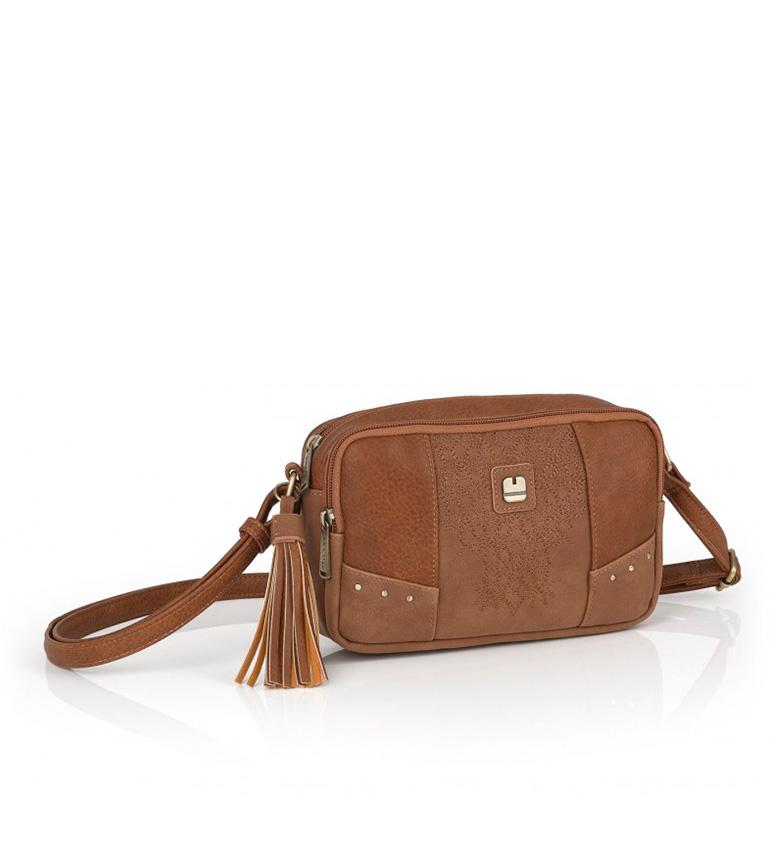 Comprar Gabol Taima bag brown -21x13x7cm-