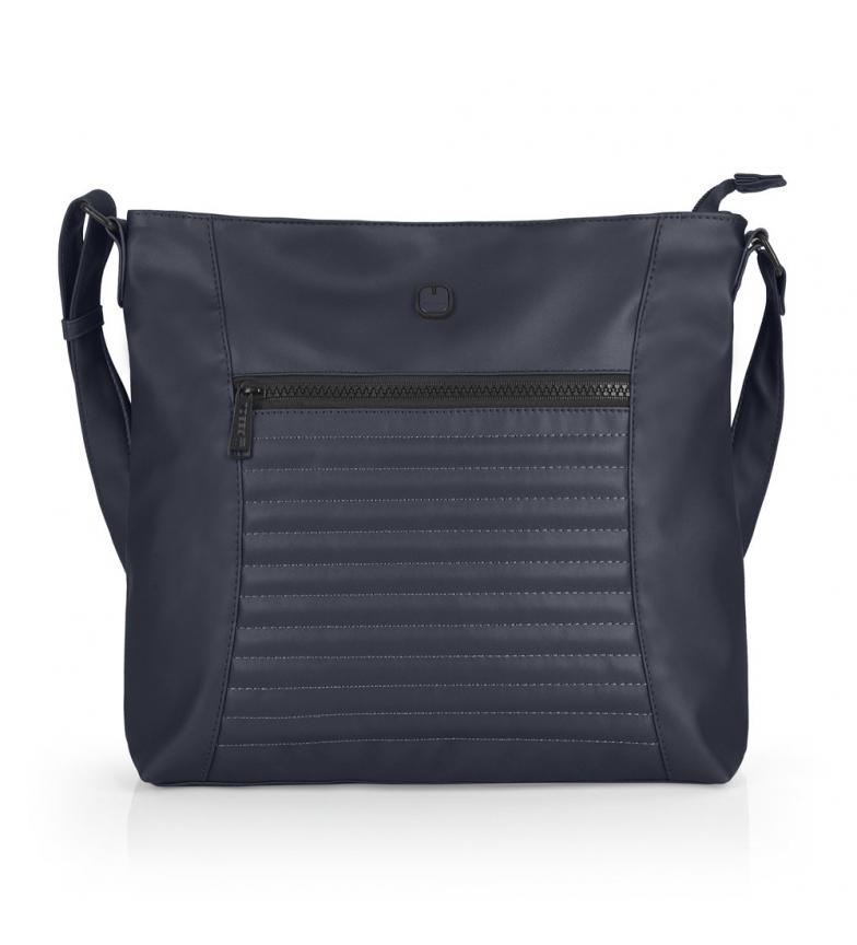 Comprar Gabol Lysa saco de ombro marinho -28x28x9x9cm