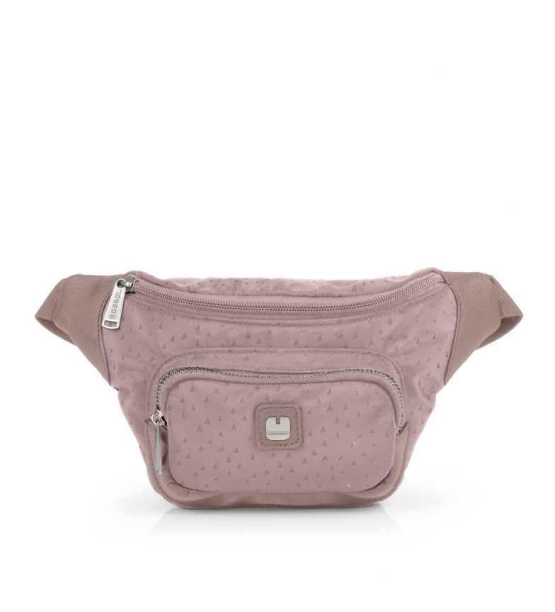 Comprar Gabol Way nude Bum bag -29x16x6cm