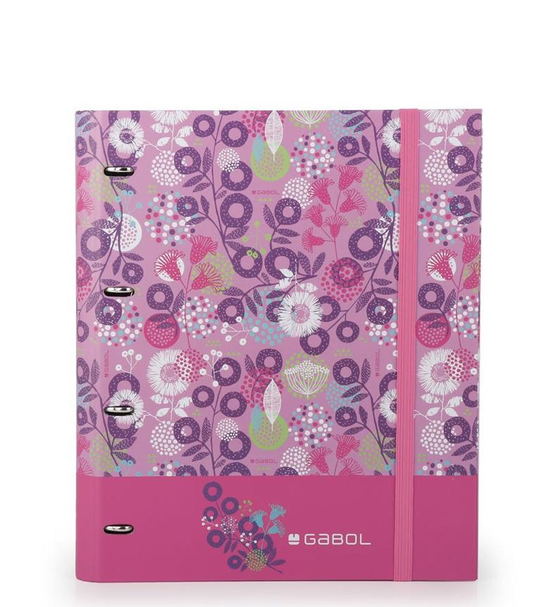 Comprar Gabol Carpesano Linda rosa -27x32x4cm-