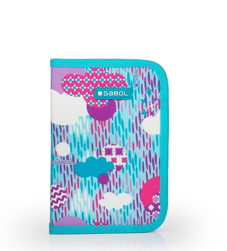 Comprar Gabol Case Color blu -14.5x21.5x4.5cm-