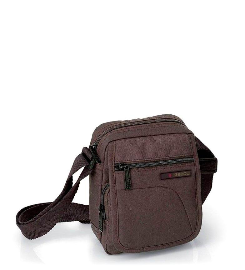 Comprar Gabol Crony brown shoulder strap -20x16x6cm-