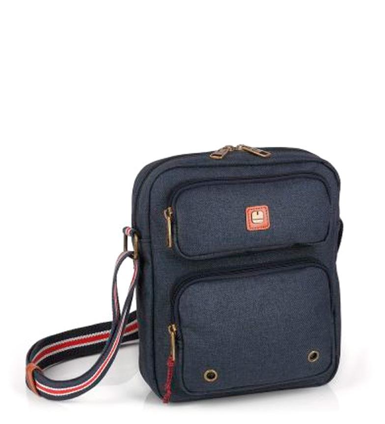 Comprar Gabol Bandolera Dock azul -20x24x6cm-