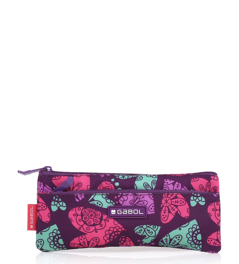 Comprar Gabol Purple Dream Case -22x9x0.5cm-