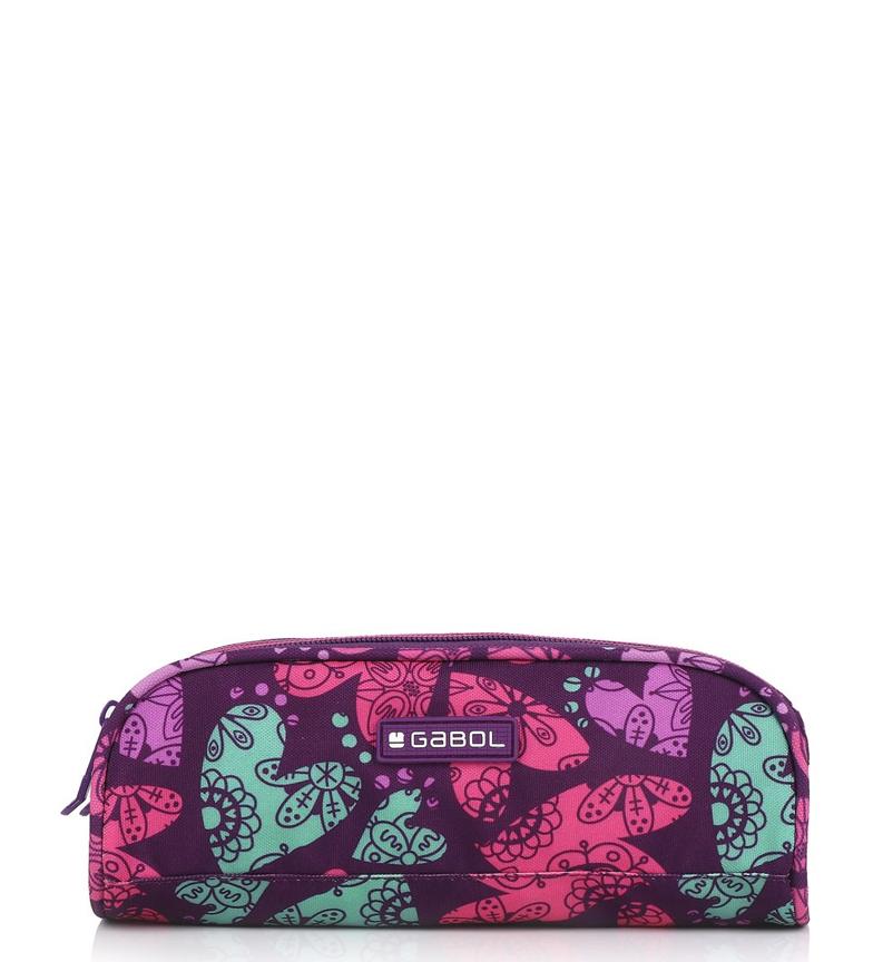 Comprar Gabol Custodia doppia Purple Dream -22x8x6cm-