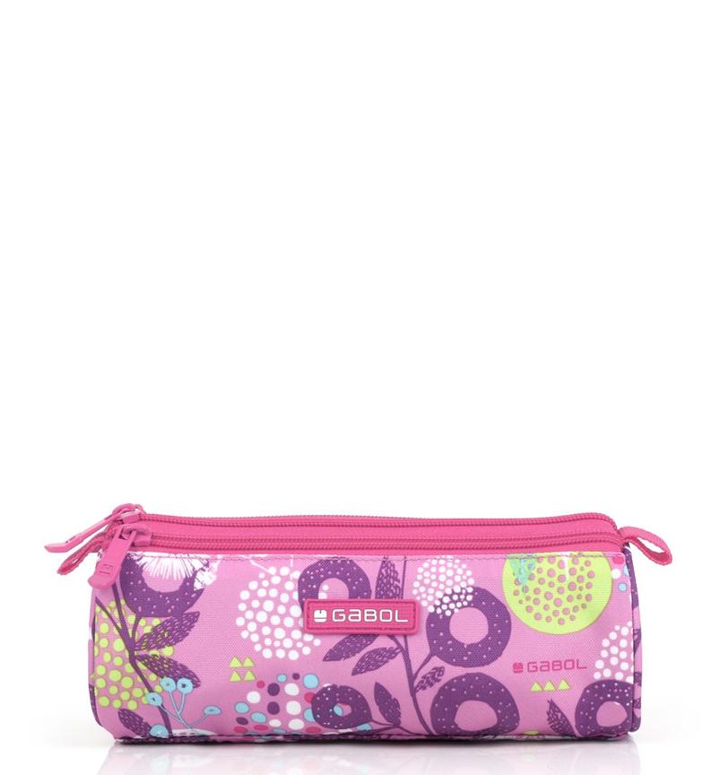 Comprar Gabol Linda pink case -22x7x7cm