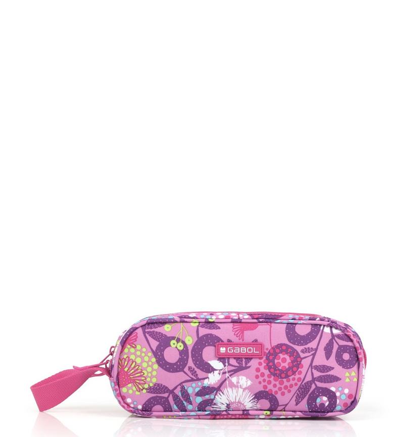 Comprar Gabol Pink Double Case Linda -24x9x7cm-