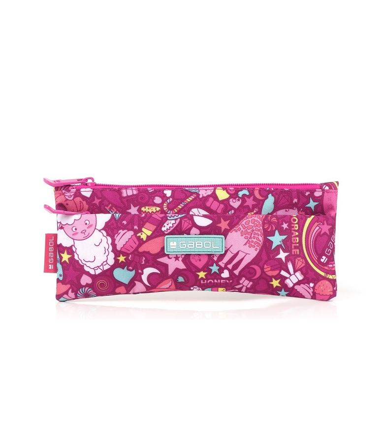 Comprar Gabol Custodia per giocattoli rosa -22x9x0,5cm-