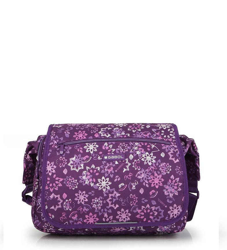 Comprar Gabol Shoulder bag Ginger lilac -38x28x10cm-