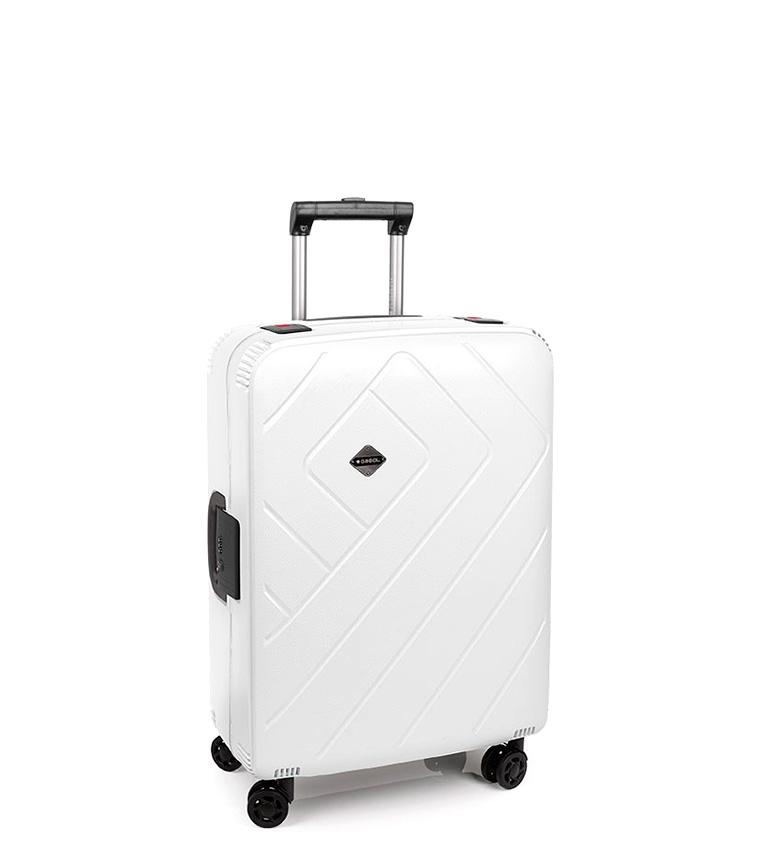 Comprar Gabol Chariot moyen Kyoto blanc -46x65x25cm-