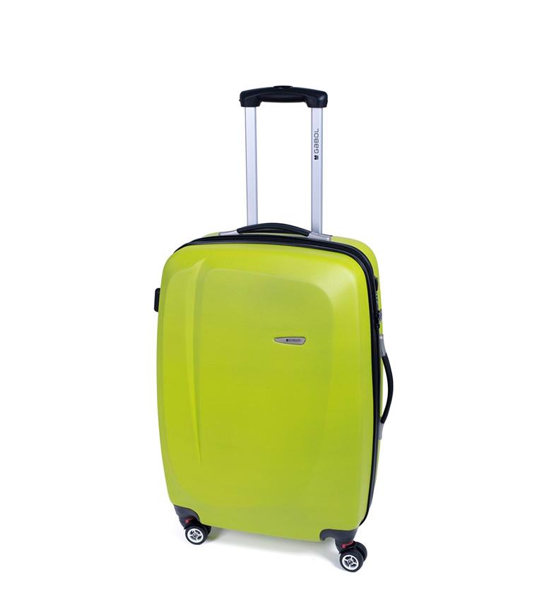 Comprar Gabol Meio carrinho de linha verde -44x68x25cm-