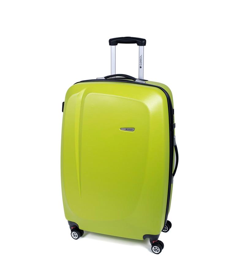 Comprar Gabol Carrello medio Linea verde -49x76x29cm-