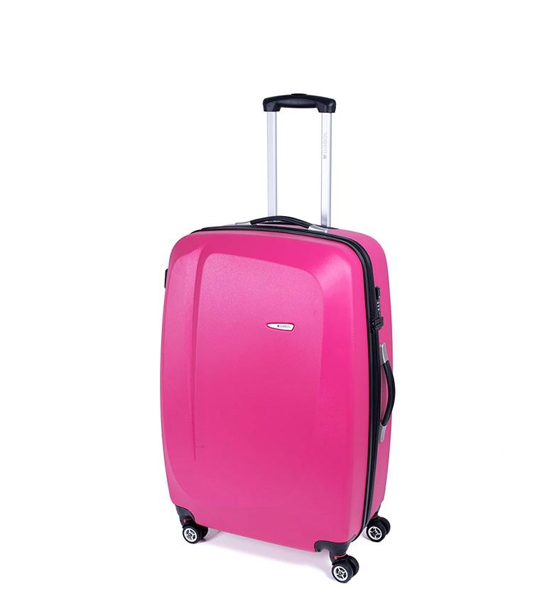 Comprar Gabol Carrinho de linha média rosa -49x76x29cm-